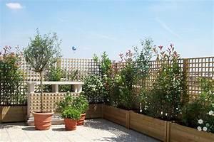 Cacher Vis A Vis Plongeant : une terrasse oui mais sans vis vis terrasses ~ Melissatoandfro.com Idées de Décoration