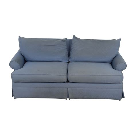 Ethan Allen Sofa 2 Cushion by Classic Sofas Used Classic Sofas For Sale