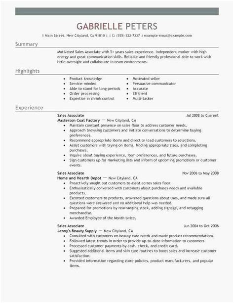 Professional Resume Ideas by 80 Luxury Image Of Exles Professional Highlights Resume