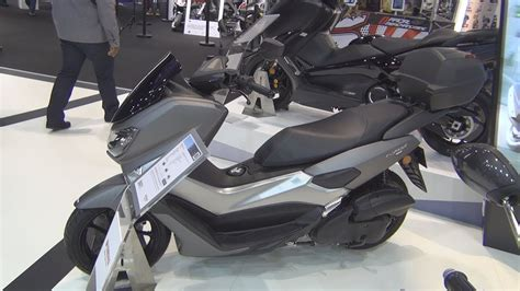 Nmax 2018 New Model by Yamaha Nmax 125 2019 Exterior And Interior