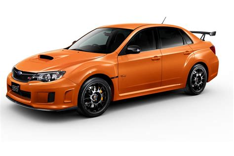 subaru japanese subaru wrx sti gets new japan exclusive special edition