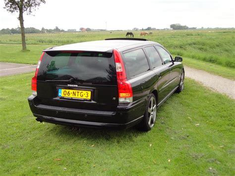 """Testverslag Volvo V70 R Bouwjaar 2005, """"brute Kracht"""