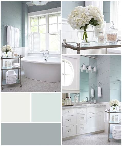 Gray Color Schemes For Bathrooms by 25 Best Ideas About Bathroom Color Schemes On