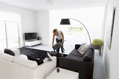 Clean The Living Room In by 15 Minute Living Room Cleanup