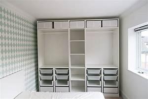 Ikea Pax System : organising my girls wardrobes ikea pax system home renovation project 2 mummy daddy me ~ Buech-reservation.com Haus und Dekorationen