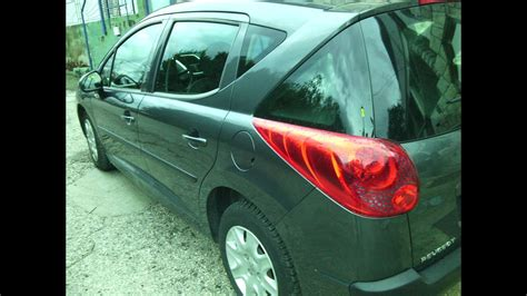 Peugeot Ar by How To Change Peugeot 207sw Back Light