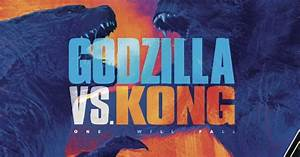 """Promo """"Posters"""" For 'Godzilla Vs. Kong', 'Masters of the ..."""