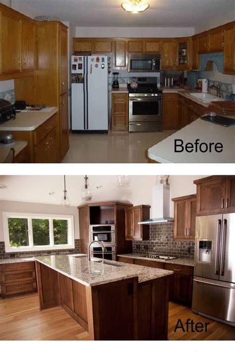 ideas  remodelacion de cocinas antes  despues