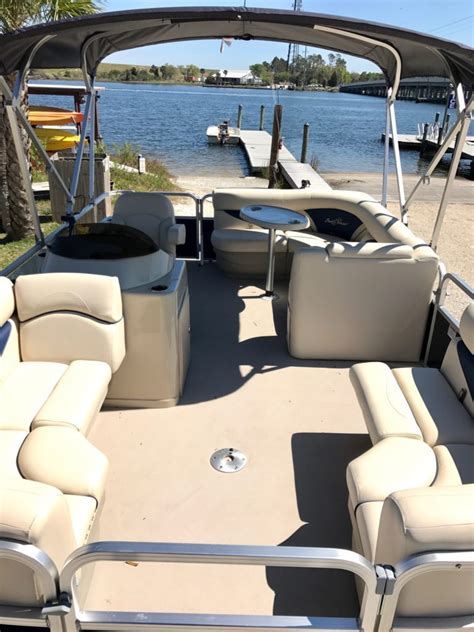 Boat Rental Jacksonville by Pontoon Boat Rentals In Jacksonville Fl Sunchaser