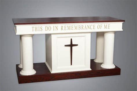 Communion Tables Custom 810