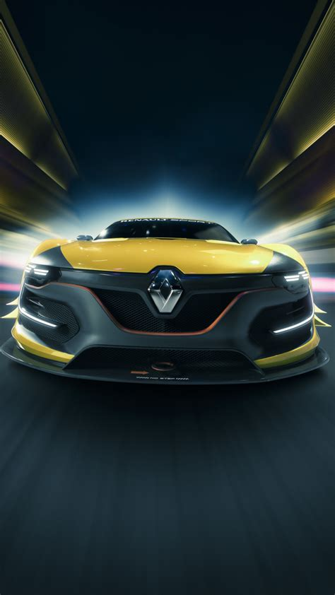 renault sport rs  car vehicle race cars motion