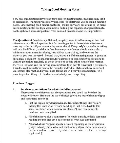 meeting summary template meeting notes template 28 free word pdf documents free premium templates