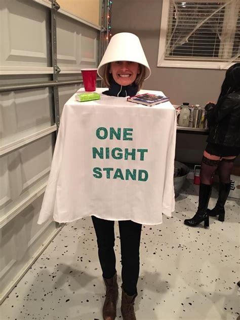 night stand halloween costume   clever couples