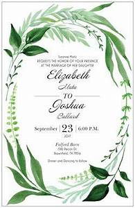 25 best ideas about vistaprint invitations on pinterest With vistaprint foil wedding invitations