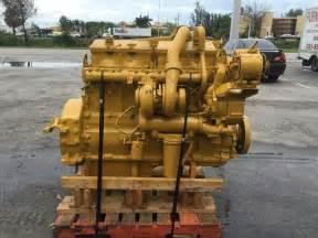 cat 3406b 1990 used cat 3406b engine for 1070