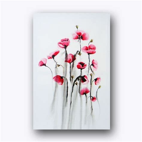 Abstract Black Flower Painting by Gallery Black And White Floral Paintings Drawings
