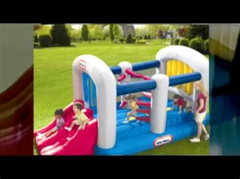 Little Tikes Super Spiral Bouncer  Youtube