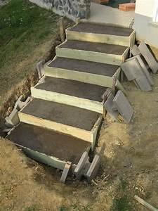 Treppe Bauen Garten : die besten 17 ideen zu terrassen treppe auf pinterest ~ Lizthompson.info Haus und Dekorationen