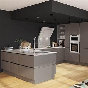 Plan De Cuisine 3d : plan de cuisine 3d conforama id e cuisine ~ Nature-et-papiers.com Idées de Décoration
