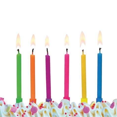 Candele Per Compleanno Candele Colori Assortiti Per Compleanni