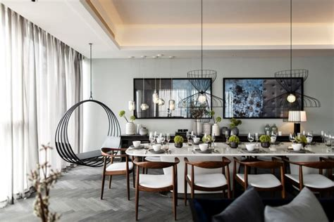 Hoppen Kitchen Interiors by Hoppen Collaborates With Steve Leung To Create