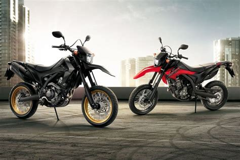 Honda Crf150l Picture by Honda Crf250m With Supermoto Style New Motorcycle Review