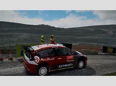DiRT Rally Citroen C3 2017 WRC for Citroen c4