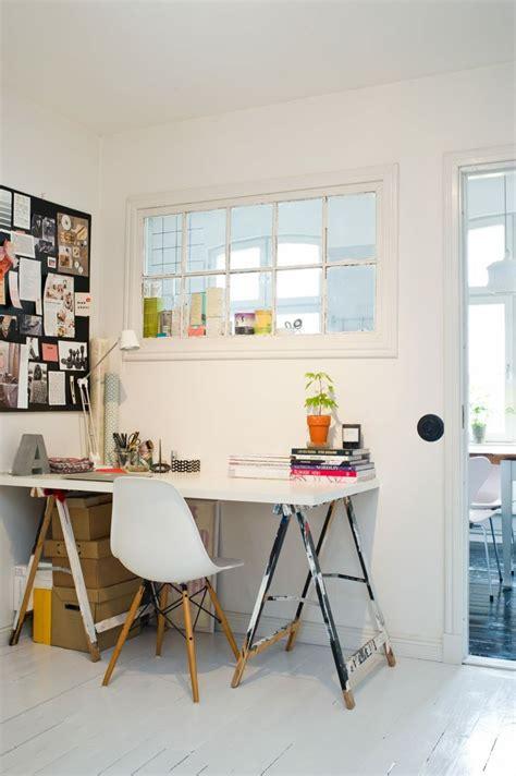 le de bureau deco bureau scandinave 50 idées pour un coin de travail pratique