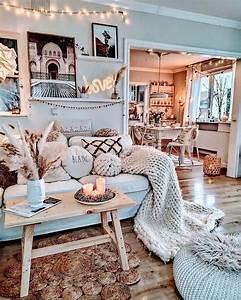 60, Unique, And, Elegant, Bohemian, Home, Decor, Ideas