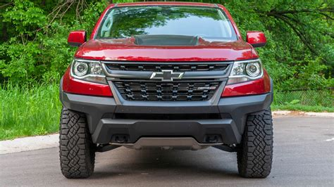 Maybe you would like to learn more about one of these? Review update: The 2019 Chevrolet Colorado ZR2 can tackle ...