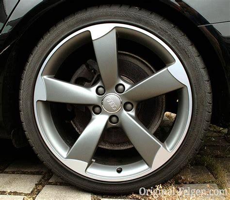 19 Zoll Audi Vw Original Felgen Alle Lochkreise Und