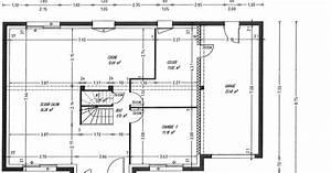 plan maison etage 120m2 oo05 jornalagora With plan maison a etage 100m2