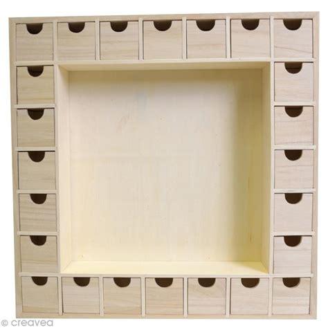 calendrier de l avent en bois 224 d 233 corer cadre g 233 ant 39 5 cm calendrier de l avent creavea