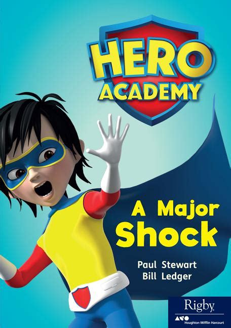Hero Academy: A Major Shcok : Leveled Reader Set 13 Level ...