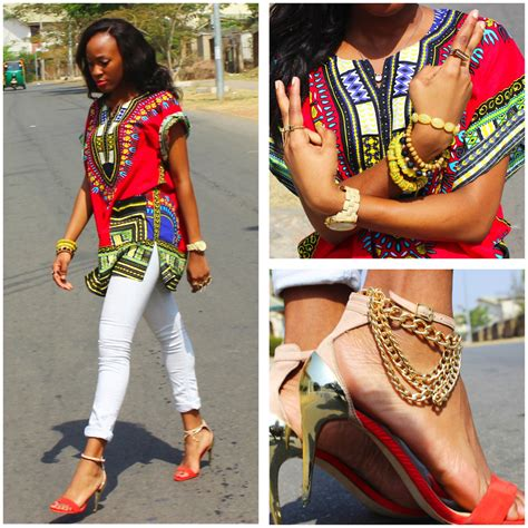 How To Style Up Your Dashiki
