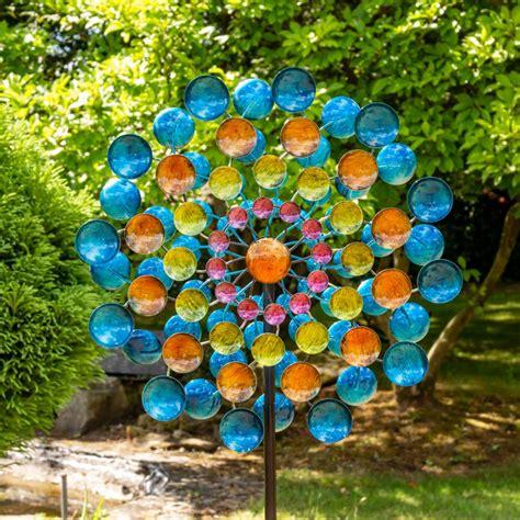 "199cm Windrad  Windspiel ""gem"", Garten, Primrose™ 59,99"