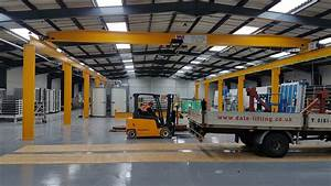 Dale Overhead Travelling Cranes And Runway Systems