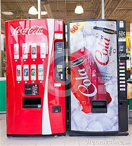 Carbonated Drinks Competion Editorial Stock Image - Image ...