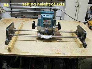 Flattening Panel w/ Router Jig? - Router Forums