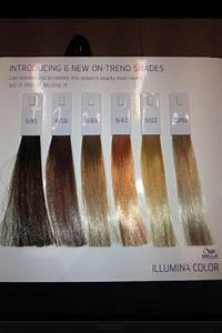 Wella Illumina Hair Colors Wella Illumina Wella