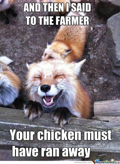 Fox Memes - happy fox is happy by himekawa meme center
