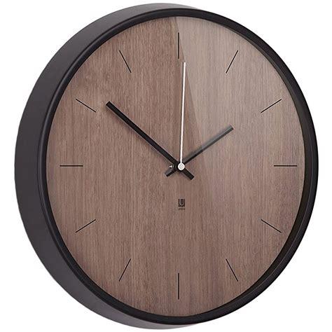 Design Uhren Wand by Umbra Kitchen Wall Clock In Wall Clocks