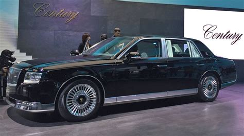 What's Special About The Japanonly Toyota Century Luxury