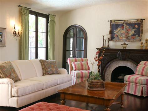 Spice Up Your Casa Spanish Style Interior Design Styles