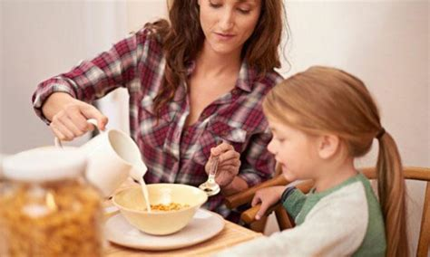 Memo To Mums Want To Stay Healthy? Eat Breakfast Before