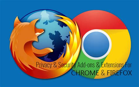Best Chrome Privacy Extensions Best Privacy And Security Extensions For Chrome And