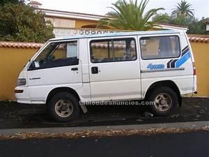 Tabl U00d3n De Anuncios - Vendo Minibus Mitsubishi L300