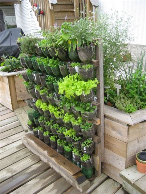 Used In Vertical Gardens by The 25 Best Recycled Garden Ideas On Upcycled