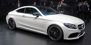 Mercedes Classe C Blanche : mercedes classe c coup ~ Gottalentnigeria.com Avis de Voitures