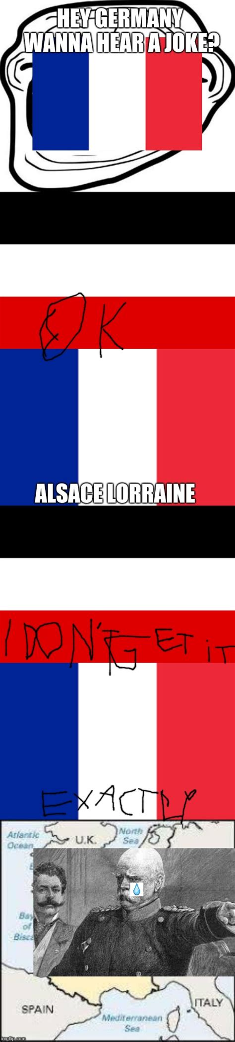 Are you watching the france vs. ww1 Memes & GIFs - Imgflip
